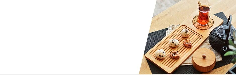 Ekologické bambusové nádobí