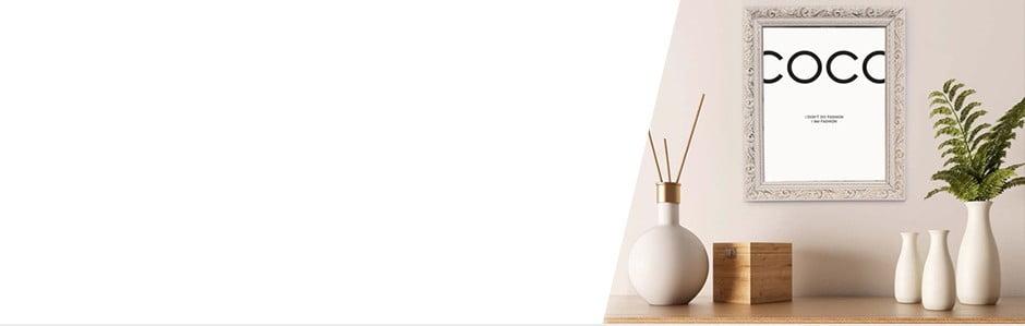 5 sebejistých kroků k bydlení podle Coco Chanel