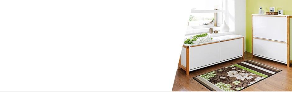 Idei mari pentru apartamente mici: vestibul şi dressing