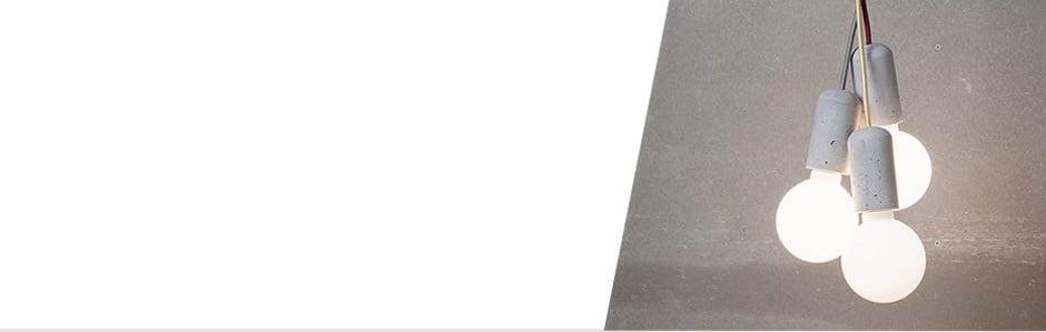 Betonové doplňky od Jakuba Velínského