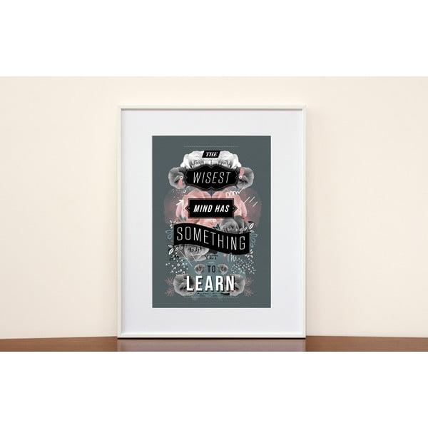 Plakát A Beautiful Mind, limitovaná edice