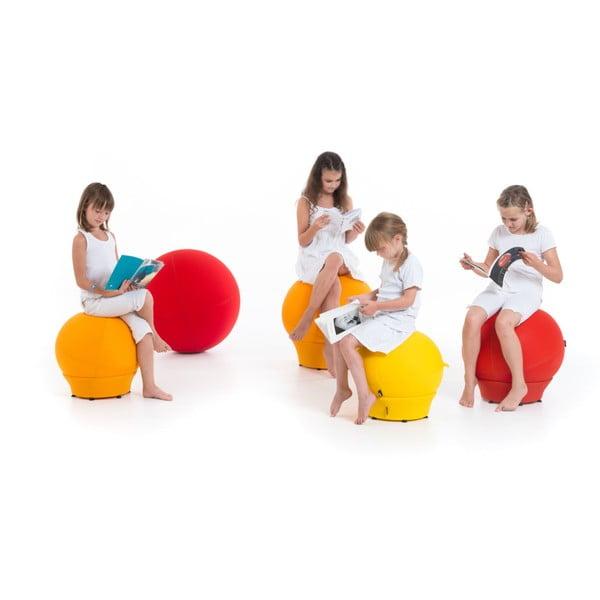 Dětský sedací míč Frozen Ball Coffee Bean, 45 cm