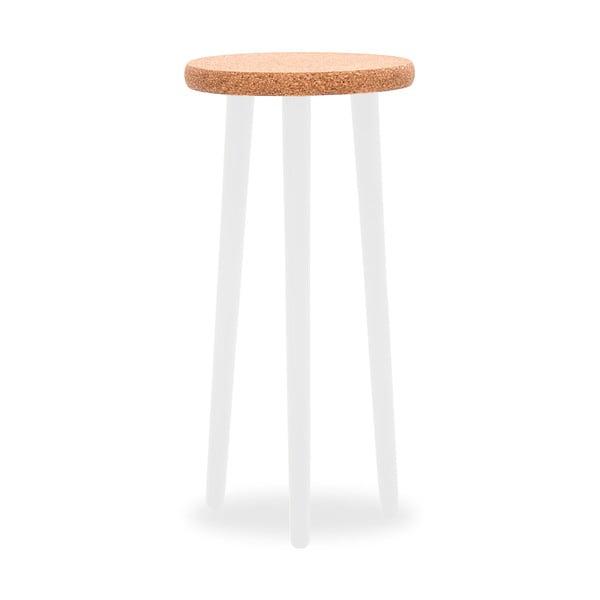 Vysoký odkládací stolek Petur White