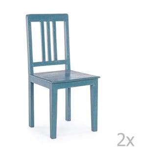 Sada 2 jídelních židlí Bizzotto Avignon