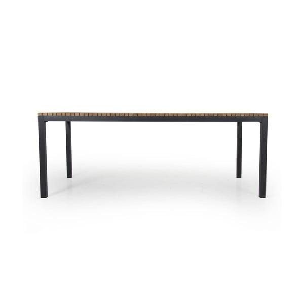 Zahradní jídelní stůl Brafab Zalongo, 200x100cm