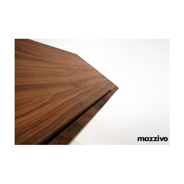 Komoda Mazzivo z olšového dřeva, model 1.2, bezbarvý vosk