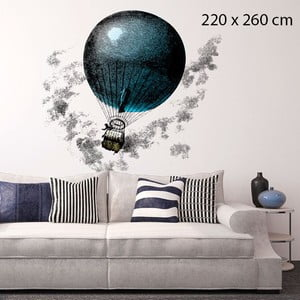 Samolepka Aerostatic Balloon, 220x260 cm