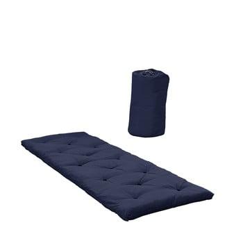 Pat pentru oaspeți tip saltea Karup Design Bed in a Bag Navy imagine