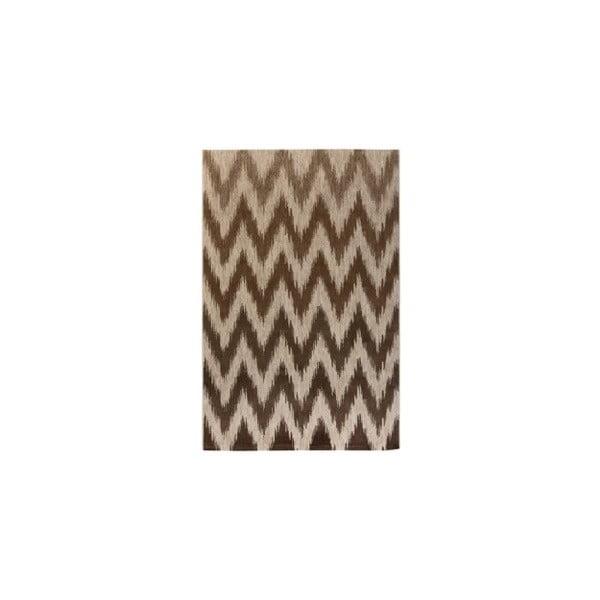 Koberec Galata 32601A Cream/L.Brown, 80x150 cm