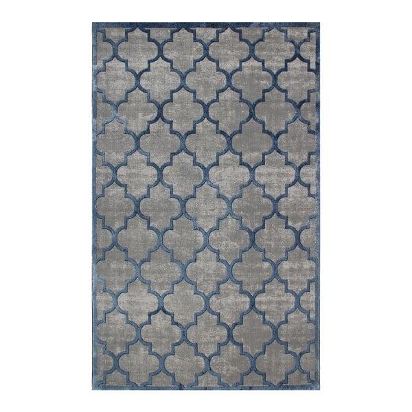 Blue Morroco szőnyeg, 80 x 150 cm - Eco Rugs