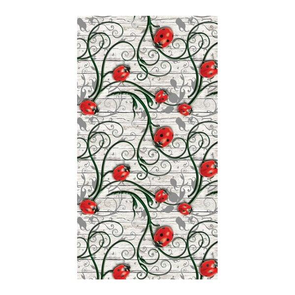 Odolný koberec Vitaus Musanno, 100 x 160 cm