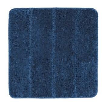 Covor baie Wenko Steps, 55x65cm, albastru închis imagine