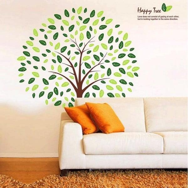 Autocolant Ambiance Happy Tree Wall