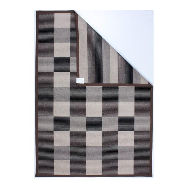 Koberec Square Brown, 80x250 cm