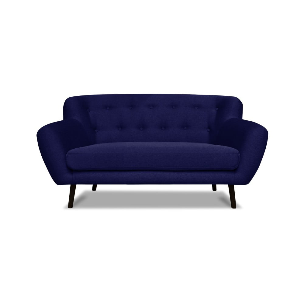Modrá pohovka pro dva Cosmopolitan design Hampstead