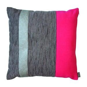 Stripe, šedo-růžový