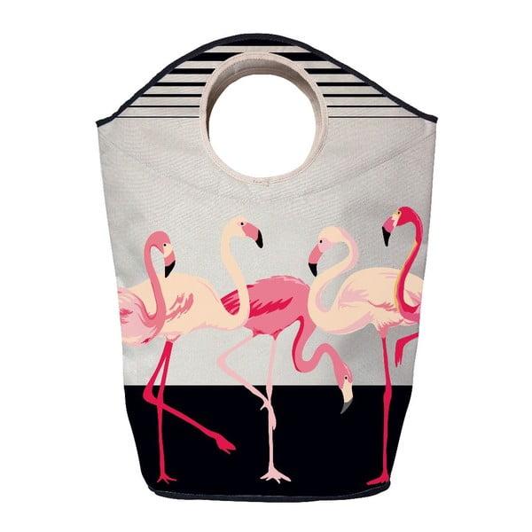 Úložný koš Butter Kings Flamingos Under