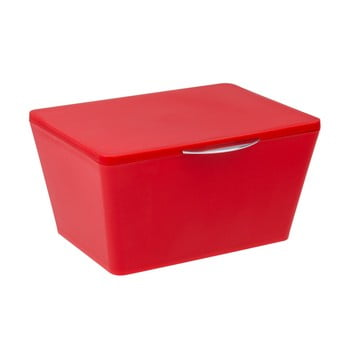 Cutie depozitare pentru baie Wenko Turbo-Loc Brasil Red, roșu de la Wenko