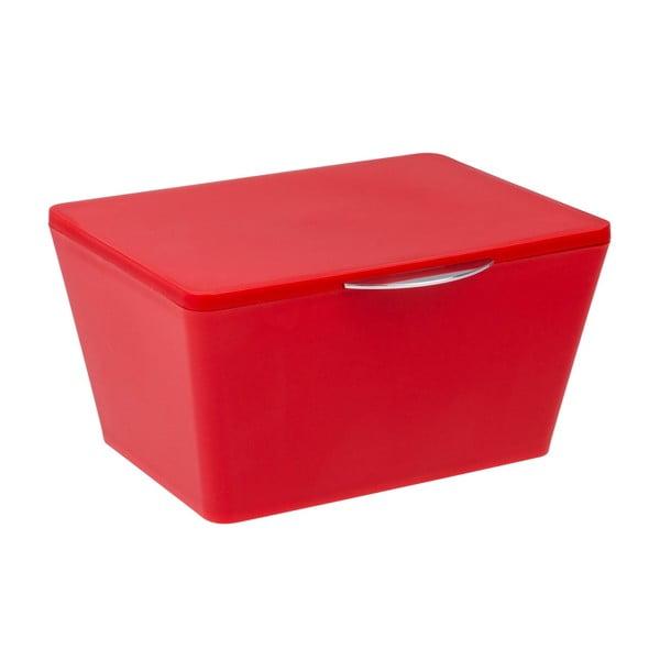 Cutie depozitare pentru baie Wenko Turbo-Loc Brasil Red, roșu