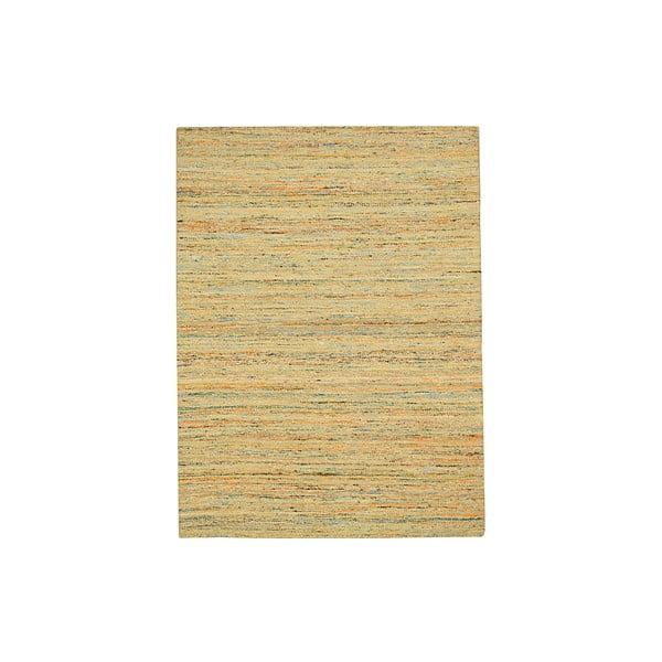 Ručně tkaný koberec Sari, 60x90 cm, béžový