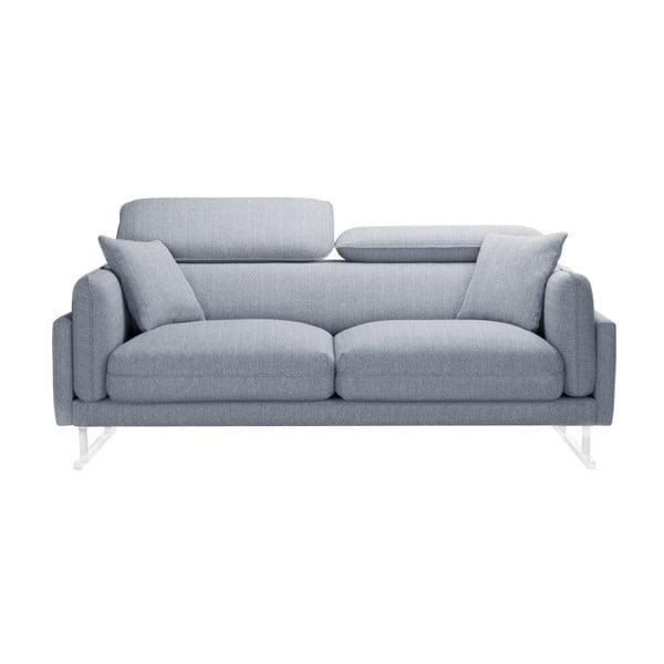 Canapea cu 2 locuri L'Officiel Gigi, gri
