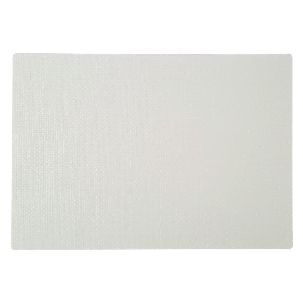 Bílé prostírání Saleen Coolorista, 45 x 32,5 cm