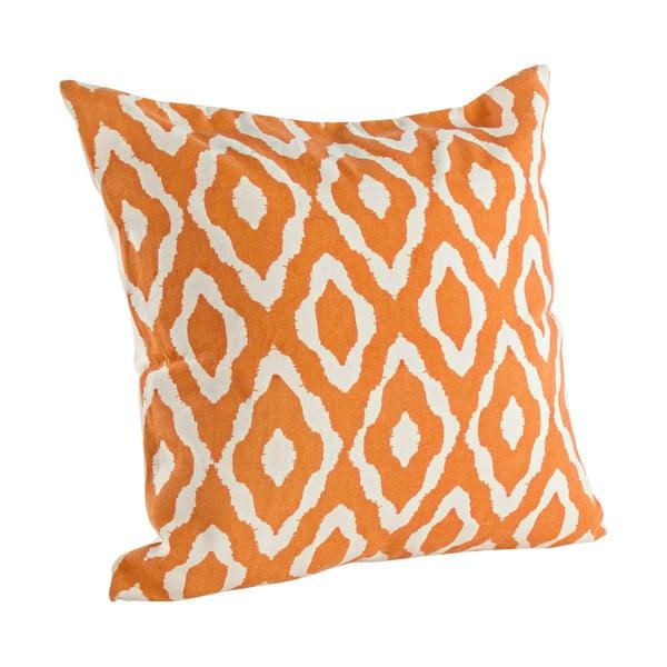 Polštář Alanis, oranžový