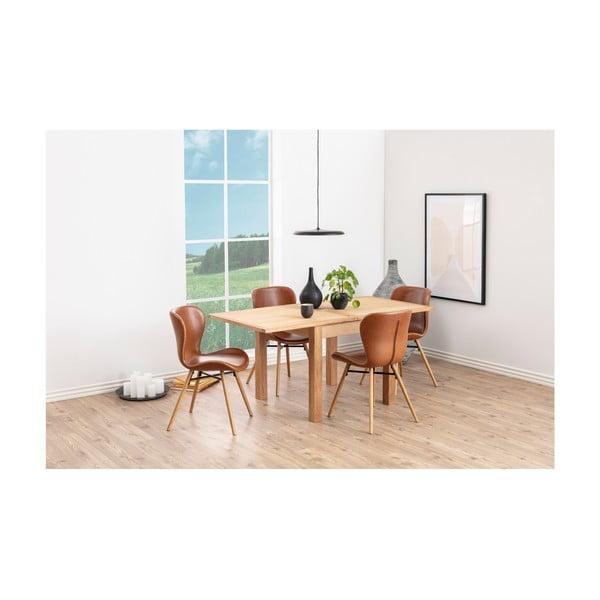 Rozkládací stůl s podnožím z dubového dřeva Actona Jackson