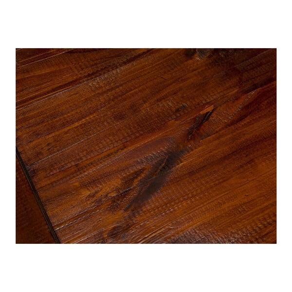 Konferenční stolek z masivního borovicového dřeva SOB Gillbert