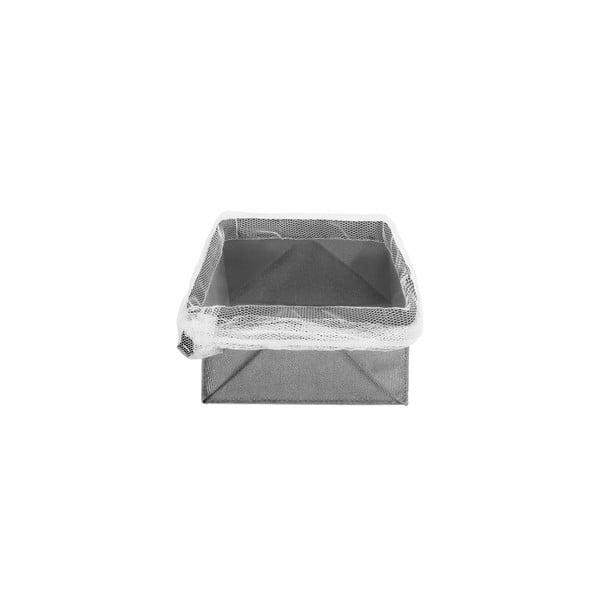 Cutie depozitare pentru alimente Metaltex, 12 x 12 cm