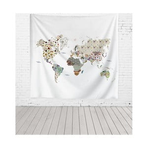 Tapiserie Really Nice Things Patchworld, 140 x 140 cm