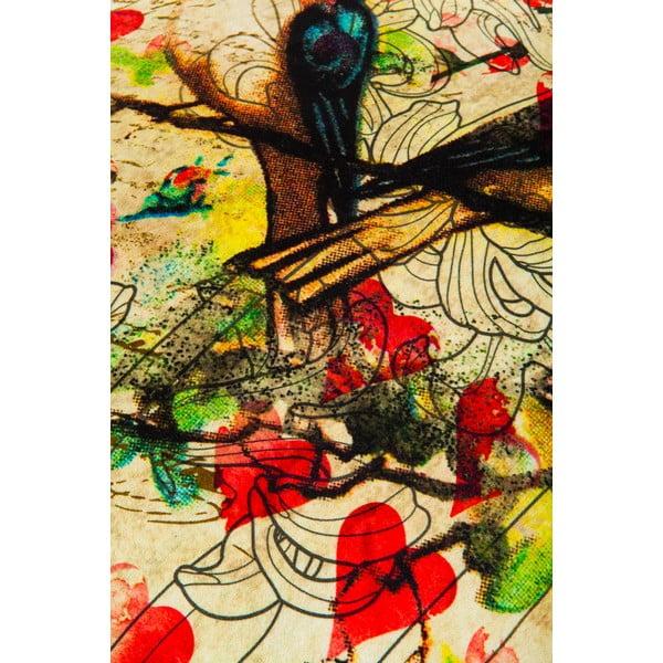 Polštář s výplní Shabby Chic V11, 45x45 cm