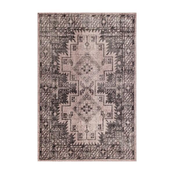 Vlněný koberec Sentimental, 200x300 cm, šedý