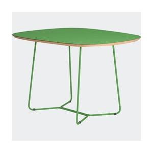 Stůl Maple střední, zelený
