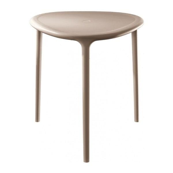 Béžový jedálenský stôl Magis Air