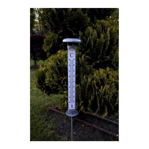 Zahradní teploměr Solar Energy Garden Light