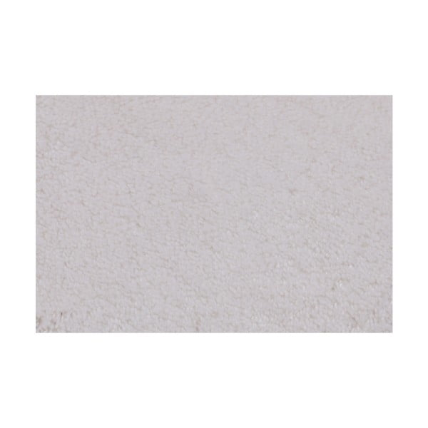 Bílá předložka do koupelny Miami, 100x160cm