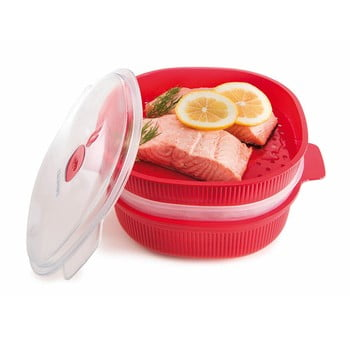 Set alimente, potrivit pentru încălzirea la microunde Snips Steamer, 4 l de la Snips