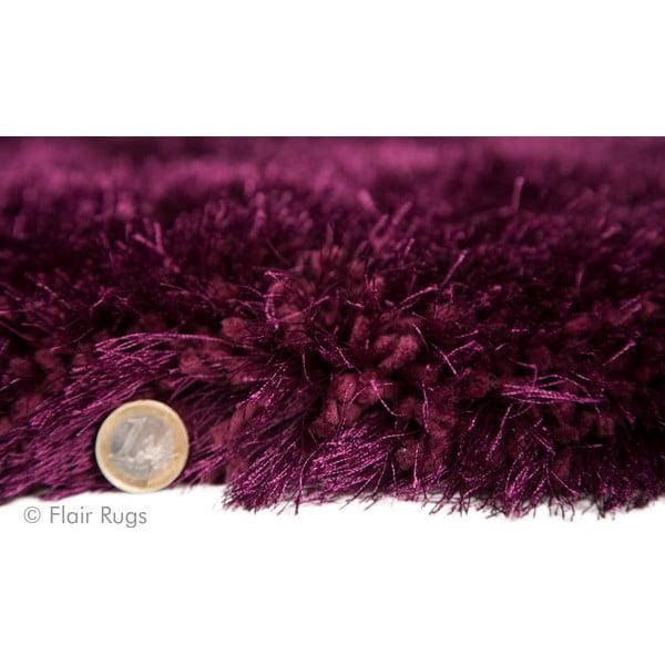 Koberec Pearl 150 cm, švestkový