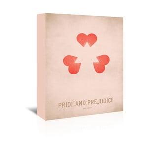 Obraz na plátně Pride and Prejudice od Christiana Jacksona