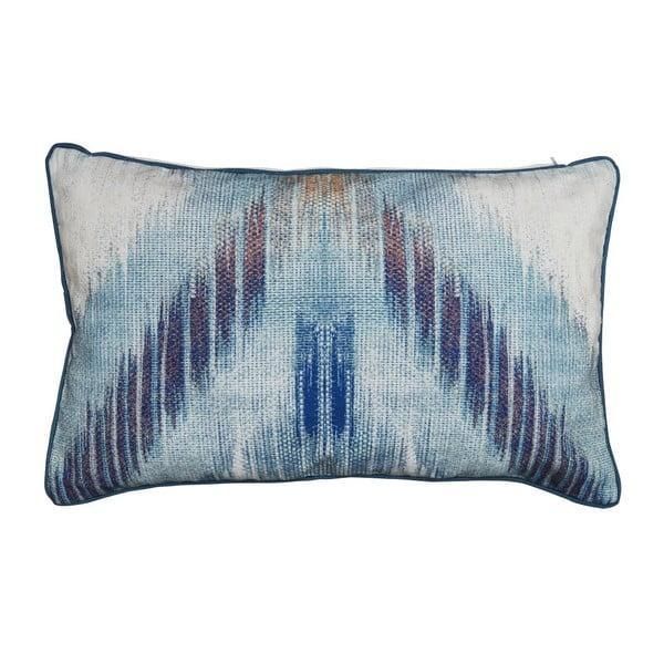 Polštář Essenza Nakuru Blue, 30x50 cm