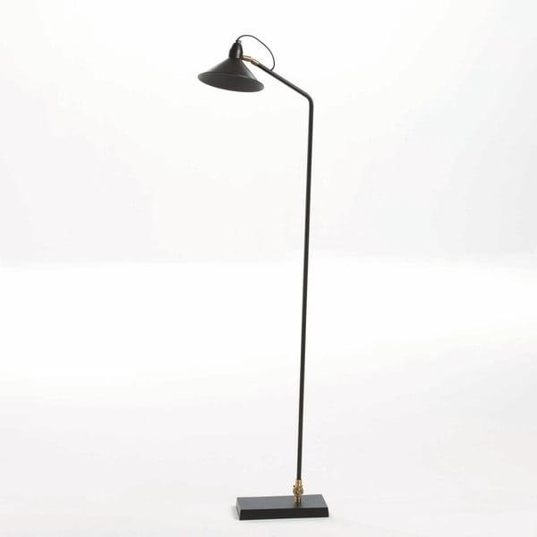 Černá stojací lampa Thai Natura