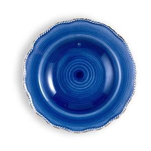 Farfurie medie Brandani, albastră