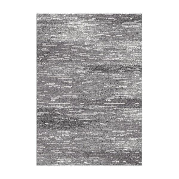 Šedý koberec Universal Amber, 280 x 190 cm