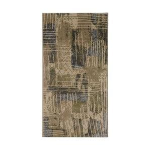 Koberec Galata 32646A Beige/Green, 80x150 cm