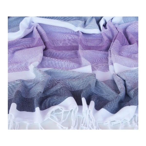 Peshtamal Colorful Navy/Lilac, 95x170 cm
