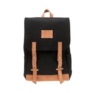 Černý batoh O My Bag Mau's