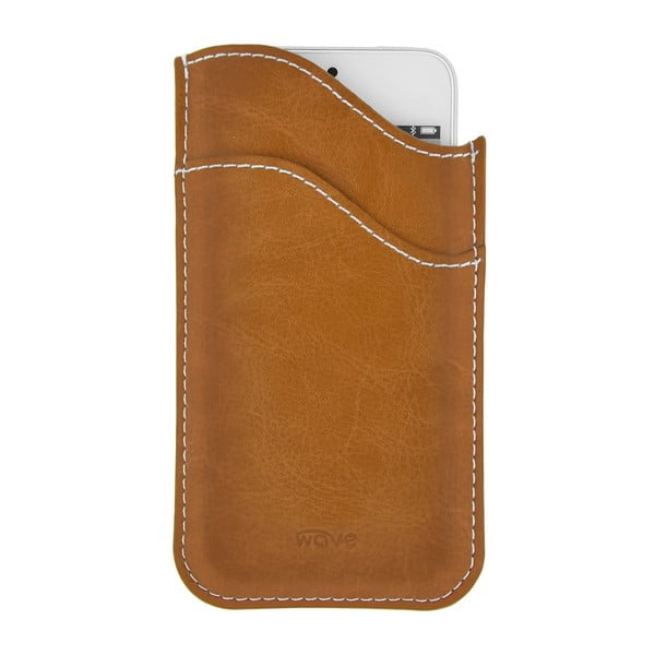 Obal na iPhone 5/5S, Wave Brown