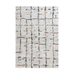 Krémový koberec Mint Rugs Nomadic Resso, 200 x 290 cm vlas