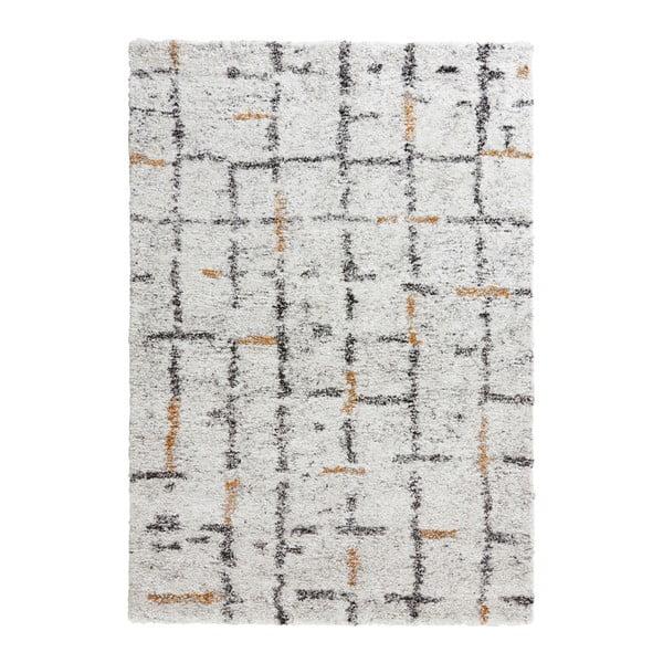 Krémový koberec Mint Rugs Nomadic Resso, 200 × 290 cm vlas